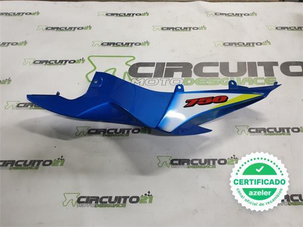 COLIN IZQUIERDO GSXR 750 2014 - foto 1