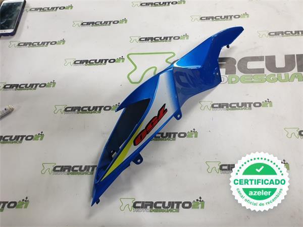 COLIN IZQUIERDO GSXR 750 2014 - foto 2