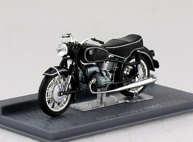 Bmw R69S  Moto 1/24