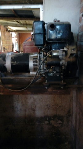 GRUPO ELECTRÓGENO - foto 2