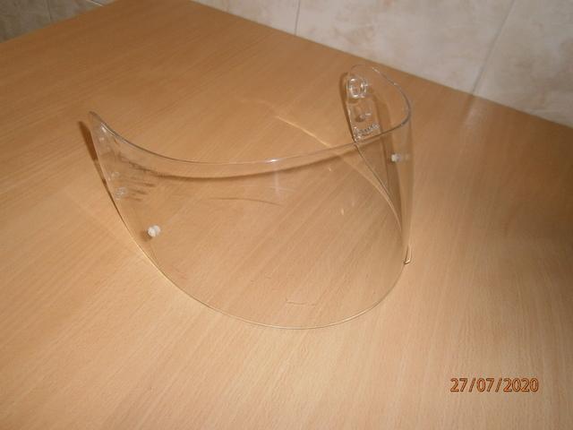 PANTALLA CASCO SHOEI XR 1000 IMPECABLE - foto 3
