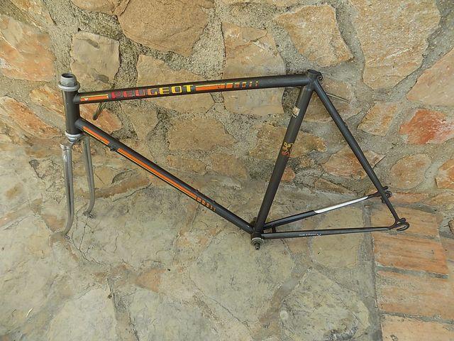 Cuadro Bicicleta Peugeot