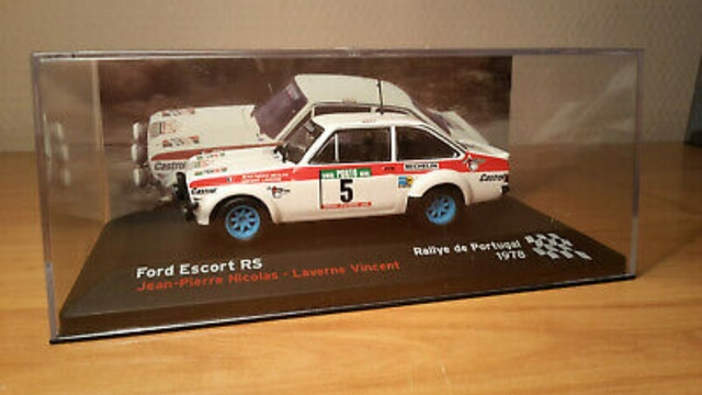 Ford Escort Rs 1978 Altaya