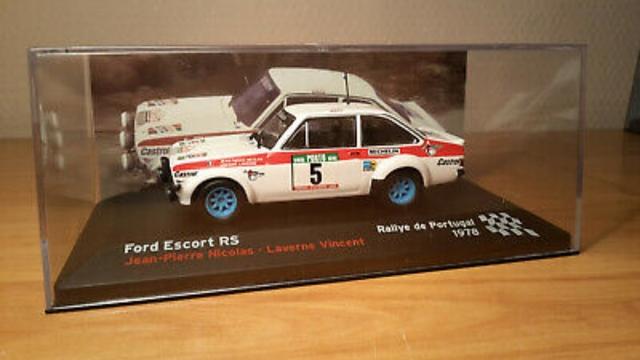 Ford Escort Rs 1978 Altaya