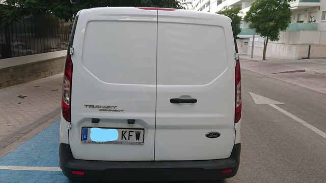 FORD - TRANSIT CONNECT - foto 8