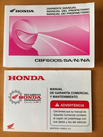 HONDA - CBF 600 SA ABS - foto 8