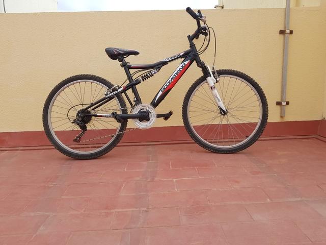 Bicicleta Boomerang Cobra