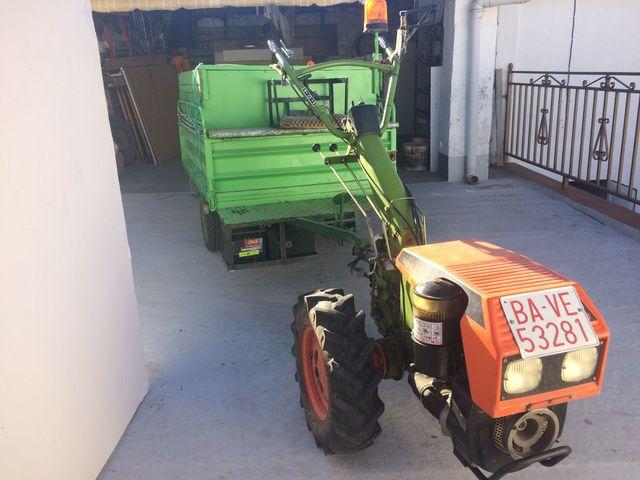MOTOCULTOR AGRIA 7713 - foto 2