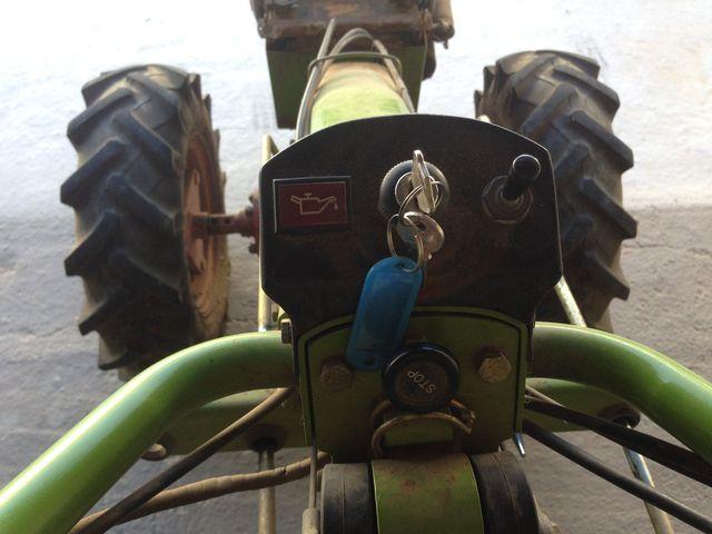 MOTOCULTOR AGRIA 7713 - foto 4