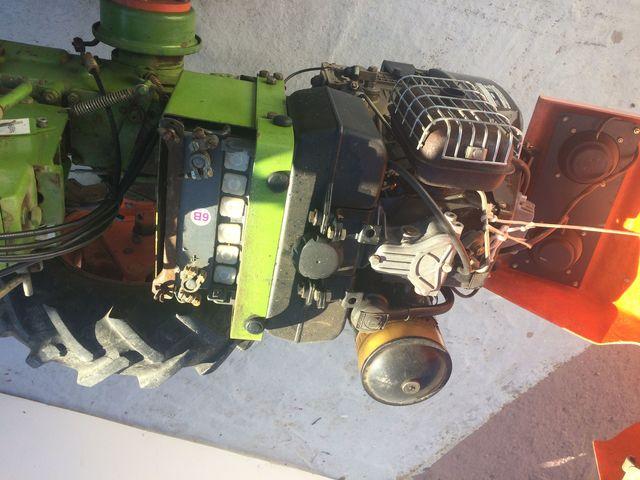 MOTOCULTOR AGRIA 7713 - foto 6
