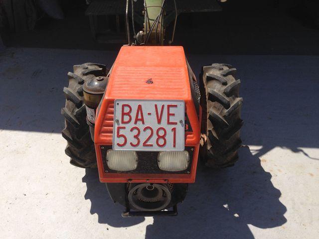MOTOCULTOR AGRIA 7713 - foto 9