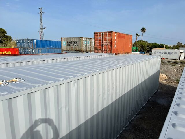 CONTAINERS 40\'HIGH CUBE LAS PALMAS GC - foto 1