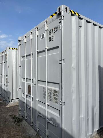 CONTAINERS 40\'HIGH CUBE LAS PALMAS GC - foto 3