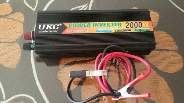 Inversor 2000W