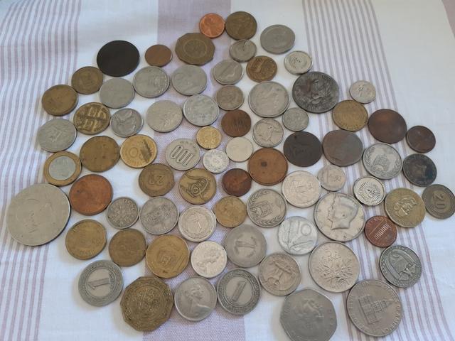 Monedas Antigua Para Coleccionistas