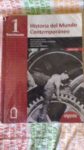 LIBROS DE 1º DE BACHILLERATO DE CCSS - foto 4