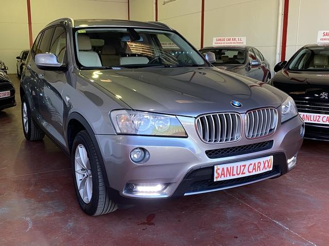 BMW - X3 2. 0 D XDRIVE 184 CV - foto 3