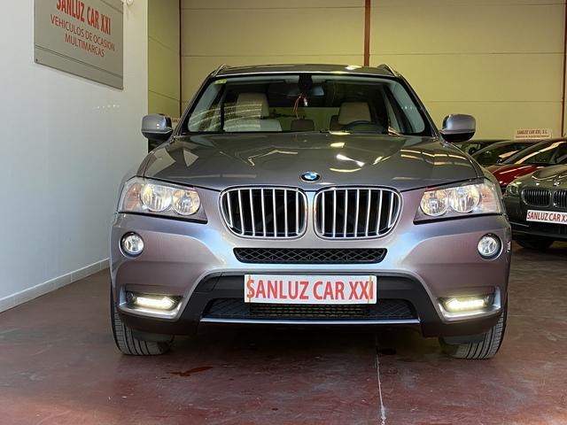 BMW - X3 2. 0 D XDRIVE 184 CV - foto 2