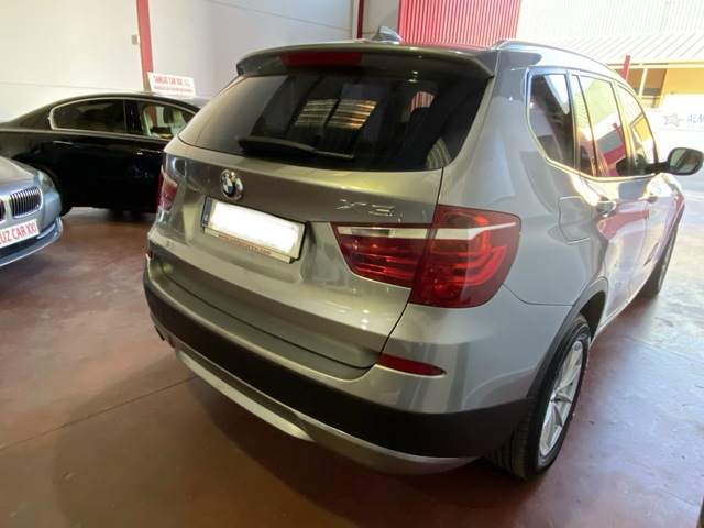 BMW - X3 2. 0 D XDRIVE 184 CV - foto 5