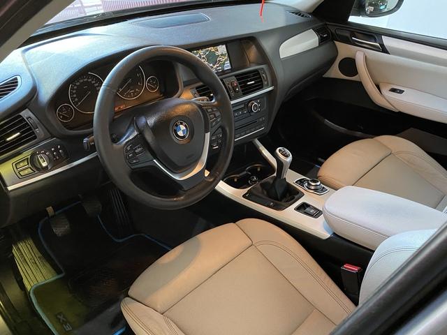 BMW - X3 2. 0 D XDRIVE 184 CV - foto 6