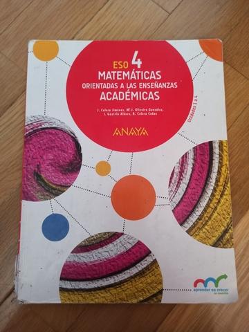 LIBROS DE TEXTO DE 3 Y 4 DE LA ESO 5 C/U - foto 6
