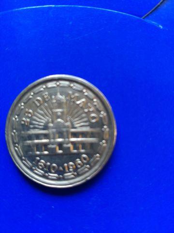 1Peso Argentino,150 Aniversario(
