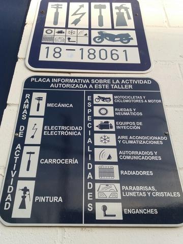 TALLER DE MECANICA,  CHAPA Y PINTURA,  - foto 1