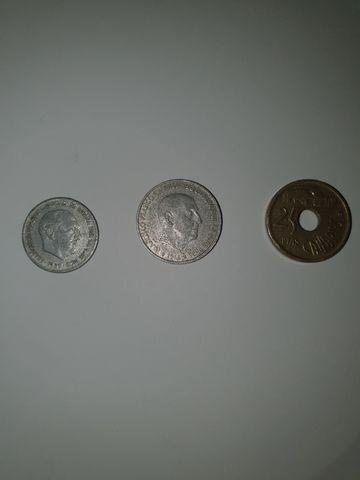 3 Monedas Históricas