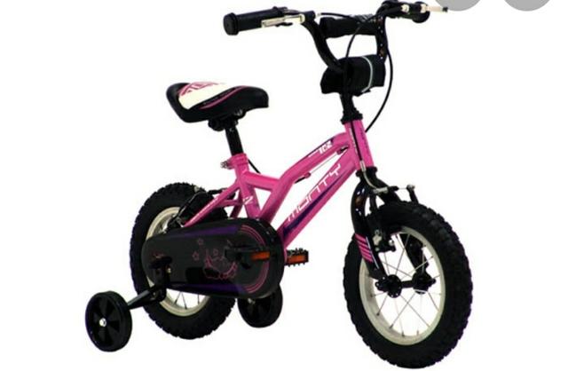 """Bicicleta Monty 12\\\"""""""