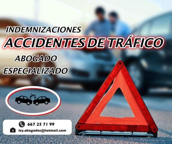 ABOGADO ACCIDENTES TRAFICO INDEMNIZACION - foto 1