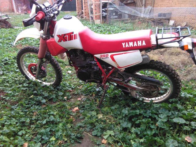YAMAHA - XT 350 - foto 4