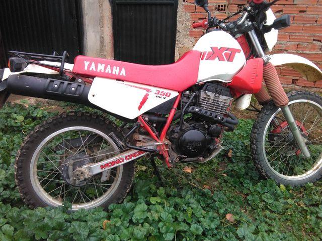 YAMAHA - XT 350 - foto 5