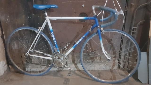 Bicicleta Carreras O Carretera Clásica