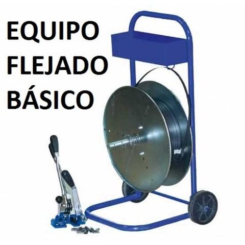 EQUIPO DE FLEJADO BASICO DE 13 MM - foto 1