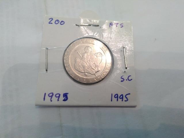 200 Pesetas 1995