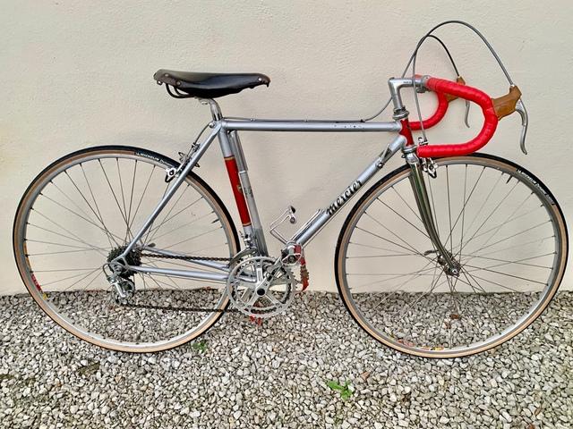 Bicicleta Mercier-Campagnolo