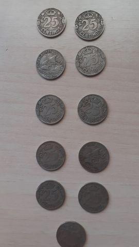Moneda De España De 25 Centimos Del 1925