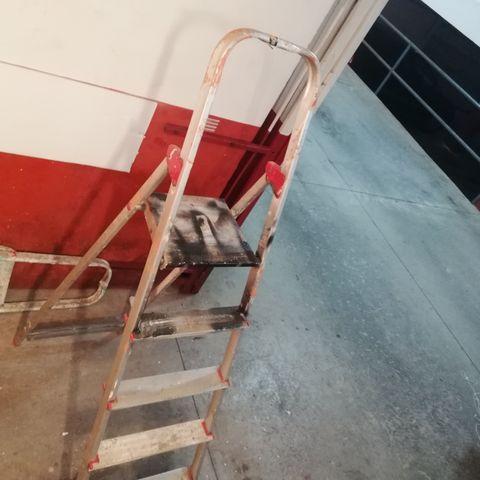 Escalera De Aluminio