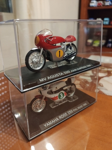 Lote 2 Motos Yamaha _ Mv Augusta