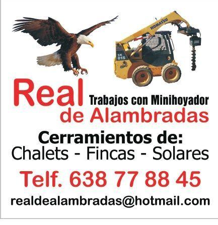 CERRAMIENTOS DE CHALET,  FINCAS,  PISTAS - foto 9