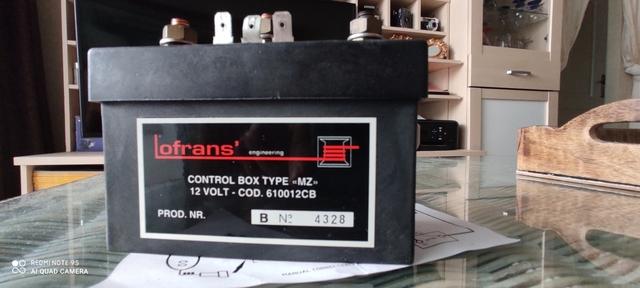 CONTROL BOX - foto 1