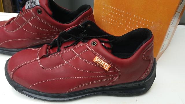 Zapatos Seguridad Laboral Lemaitre S3