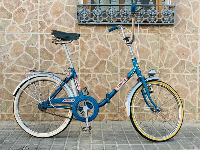 Bicicleta Torrot Pegable De Paseo