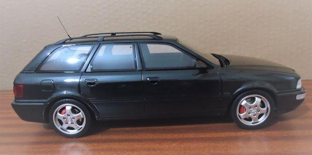 Audi Rs2 1:18