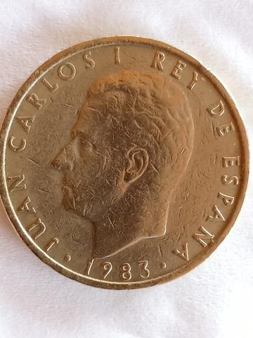 Moneda 100 Pesetas 1983 Cómo Nueva