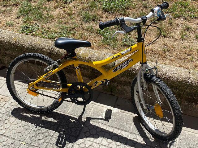 Se Vende Bicicleta De Niño Orbea
