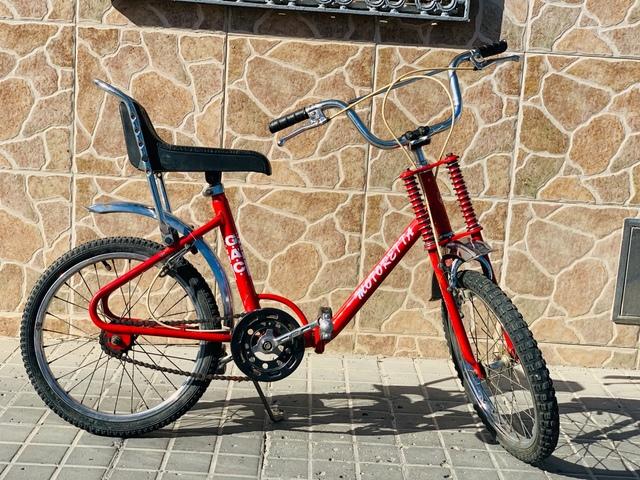 Bicicleta Motoretta De Niño