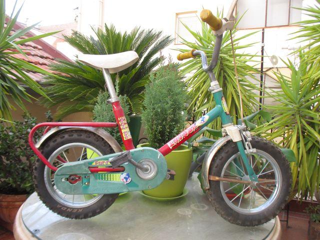 Bicicleta De Niño/A ,  12 Pulgadas