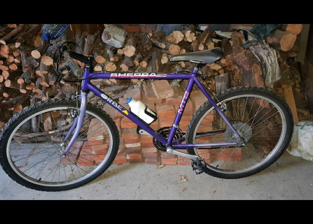 """Bicicleta Montaña Orbea Sherpa 26\"""""""