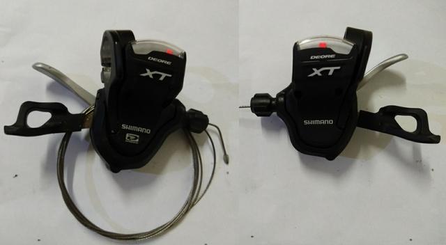 Mandos Cambio Shimano Xt 11V